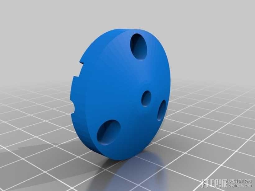 风速计 3D模型  图6