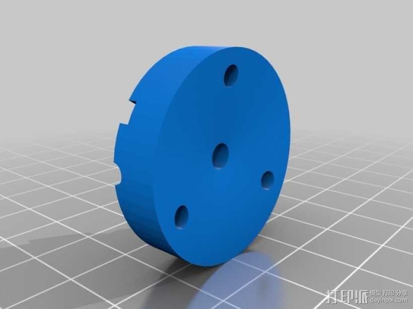风速计 3D模型  图7