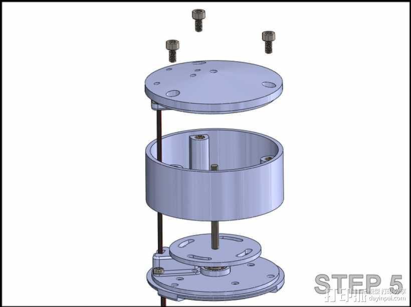 风速计 3D模型  图17