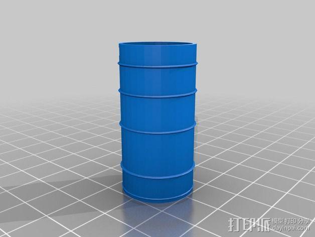 哈勃望远镜 模型 3D模型  图6
