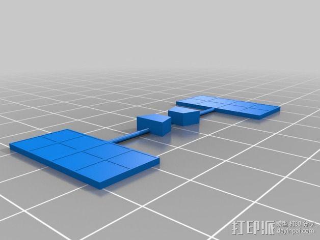 哈勃望远镜 模型 3D模型  图5