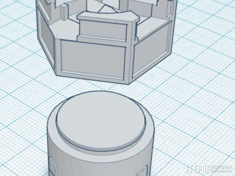 哈勃望远镜 模型 3D模型  图10
