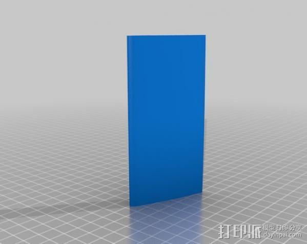 风力涡轮机  3D模型  图11