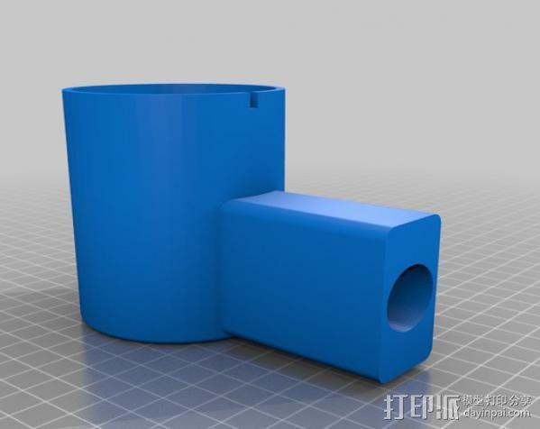 风力涡轮机  3D模型  图10
