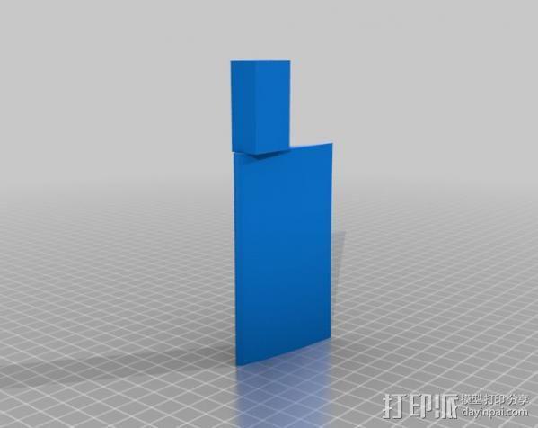 风力涡轮机  3D模型  图13