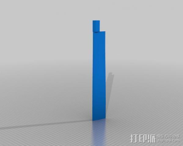 风力涡轮机  3D模型  图16