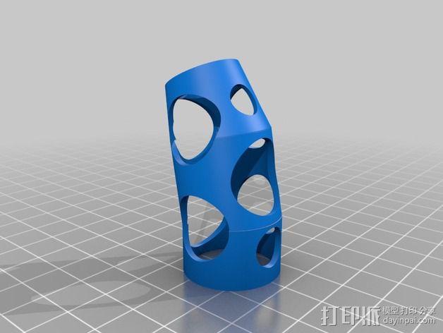 护指 3D模型  图2