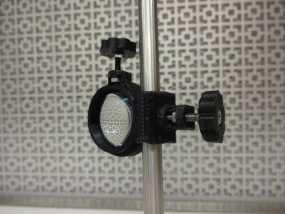 透镜架 3D模型