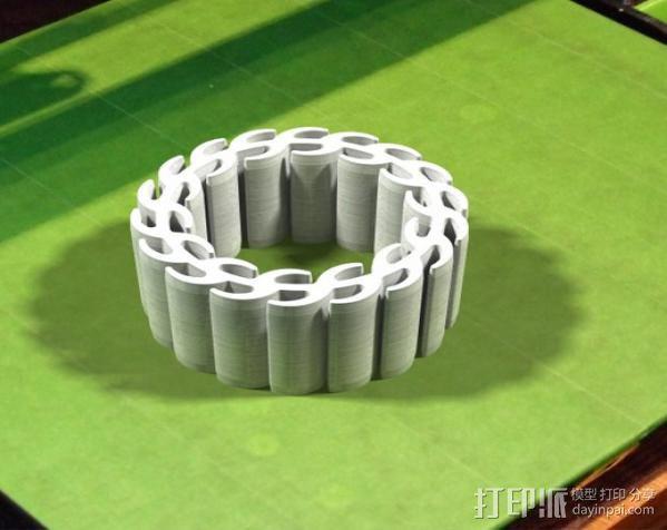 顶尖套 3D模型  图7
