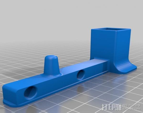 智能手机显微适配器 3D模型  图11