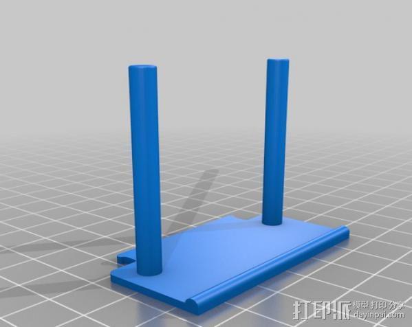 智能手机显微适配器 3D模型  图13