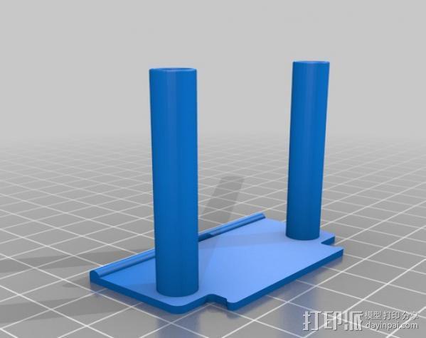 智能手机显微适配器 3D模型  图12