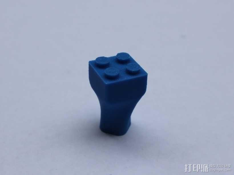 量角器 3D模型  图9