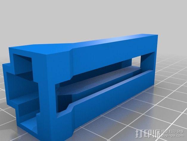 输液调节器 3D模型  图4