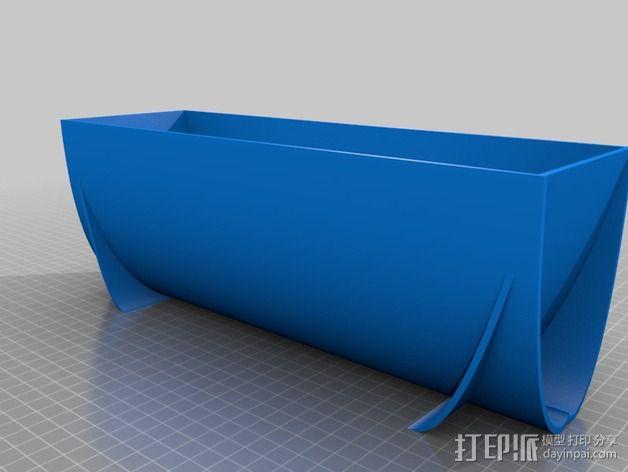 抛物面聚光镜 3D模型  图4