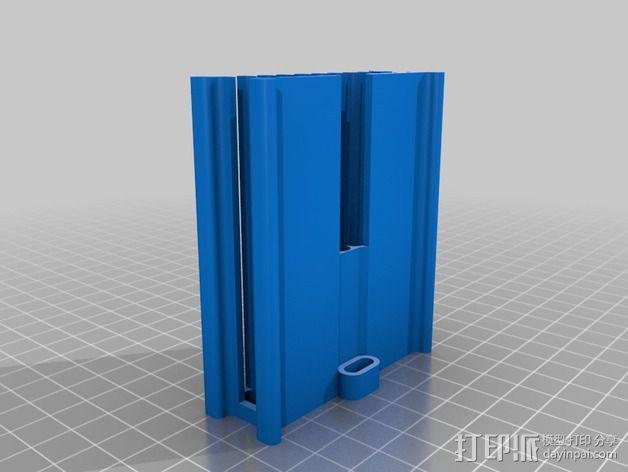 抛物线学习用具 3D模型  图3
