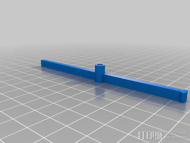 抛物线学习用具 3D模型  图8