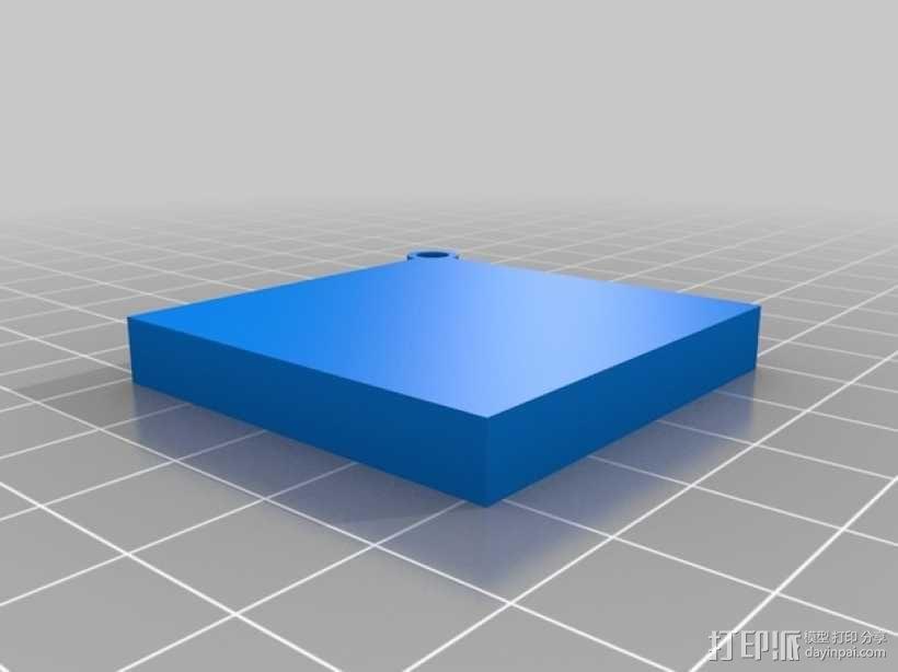 勾股定理 学习工具 3D模型  图3