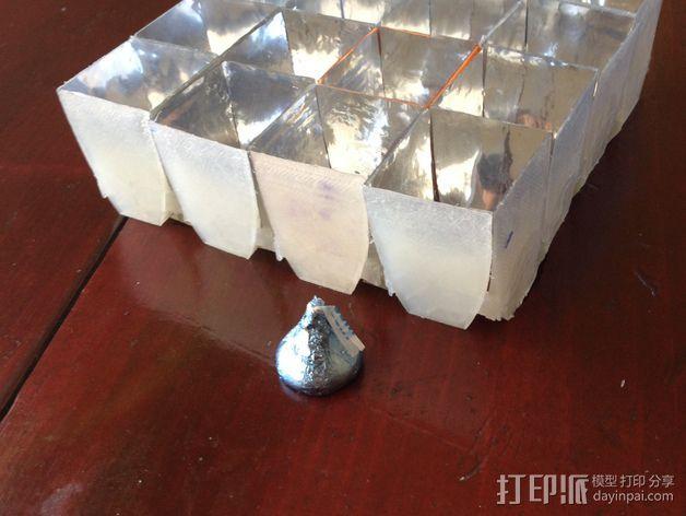 抛物面聚光器 3D模型  图4
