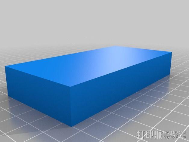 几何方块 教学用具 3D模型  图5