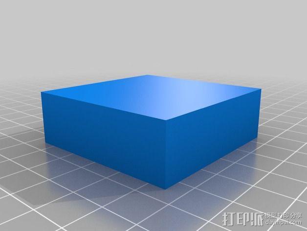 几何方块 教学用具 3D模型  图7
