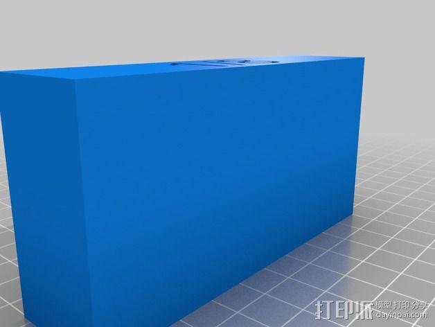 几何方块 教学用具 3D模型  图15