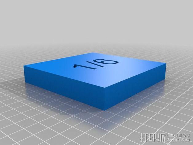 几何方块 教学用具 3D模型  图13