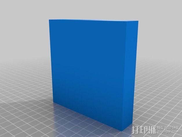 几何方块 教学用具 3D模型  图17