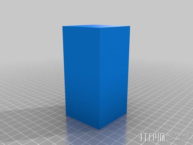 几何方块 教学用具 3D模型  图18