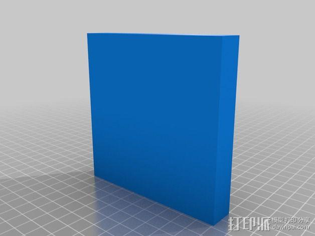 几何方块 教学用具 3D模型  图21
