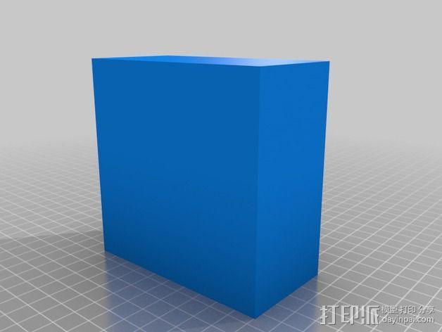 几何方块 教学用具 3D模型  图22