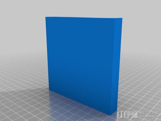 几何方块 教学用具 3D模型  图25