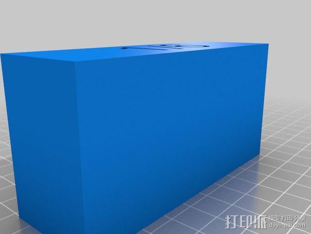 几何方块 教学用具 3D模型  图24