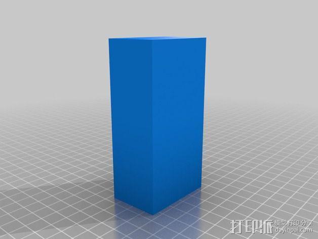 几何方块 教学用具 3D模型  图23