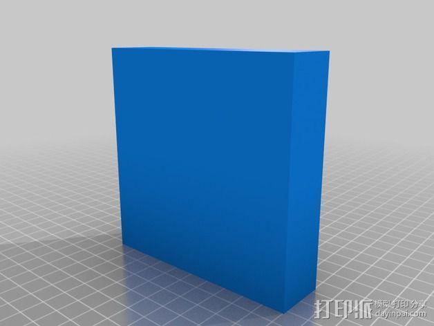 几何方块 教学用具 3D模型  图27
