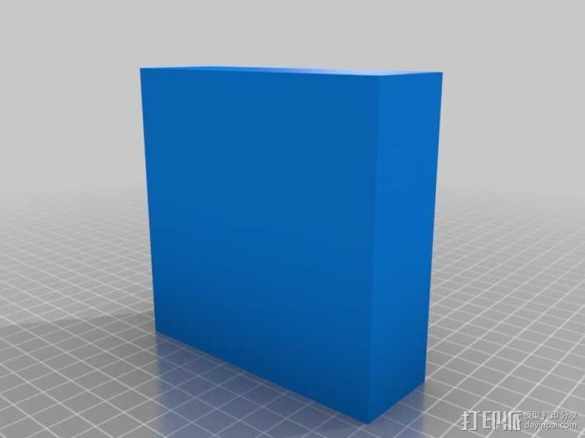几何方块 教学用具 3D模型  图28