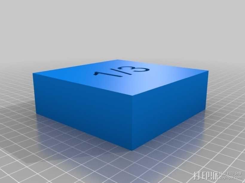 几何方块 教学用具 3D模型  图29