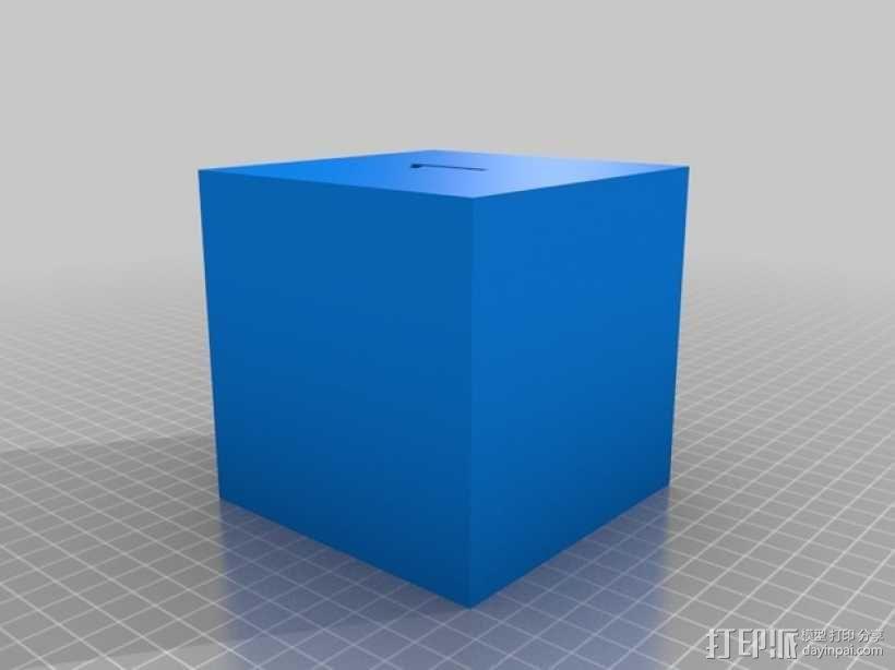 几何方块 教学用具 3D模型  图31