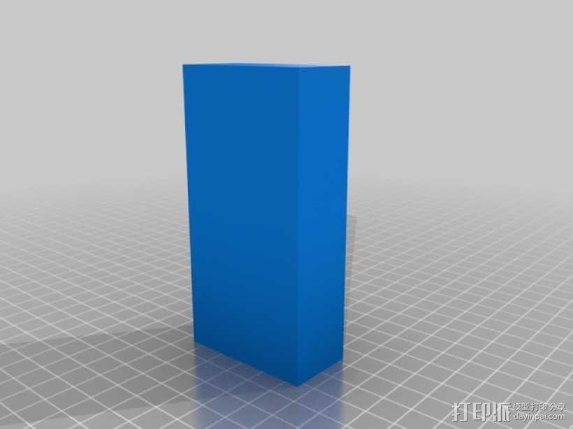 几何方块 教学用具 3D模型  图35
