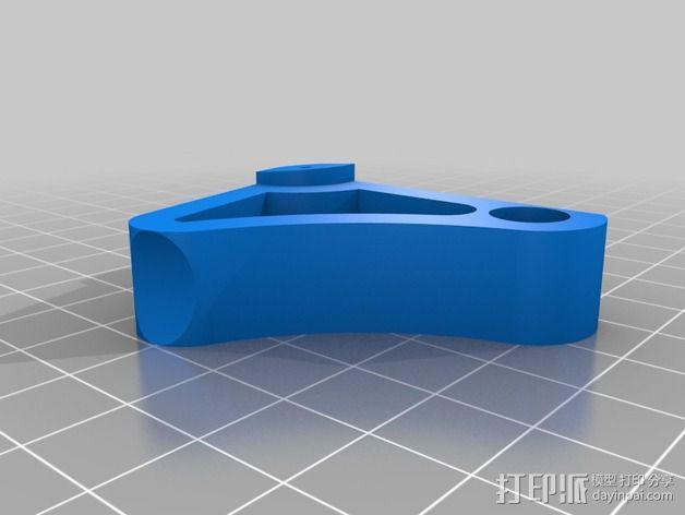 望远镜聚焦器 3D模型  图5