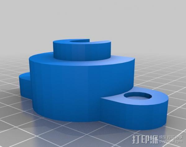 激光焊机器 3D模型  图4