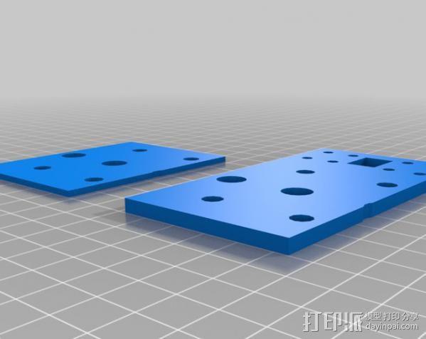 激光焊机器 3D模型  图3