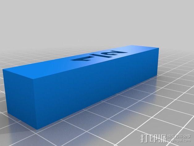 分数块 数学工具 3D模型  图5