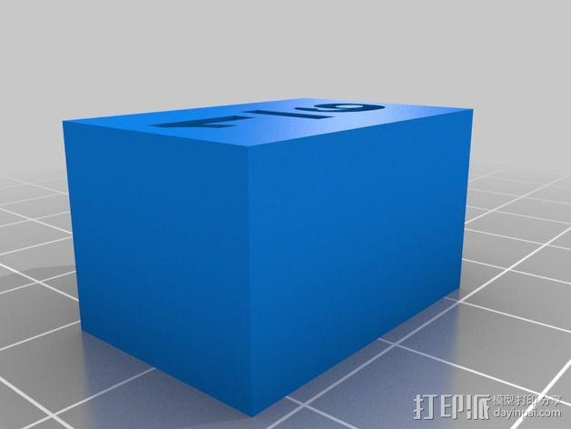 分数块 数学工具 3D模型  图9