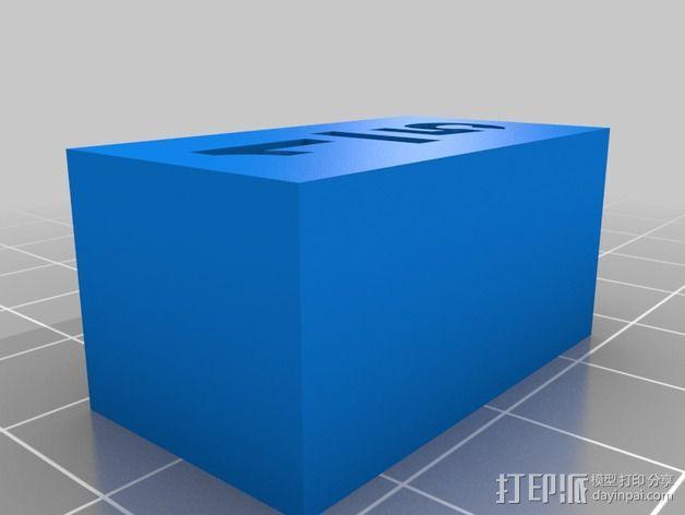 分数块 数学工具 3D模型  图11
