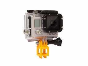 GoPro 照相机支座 3D模型