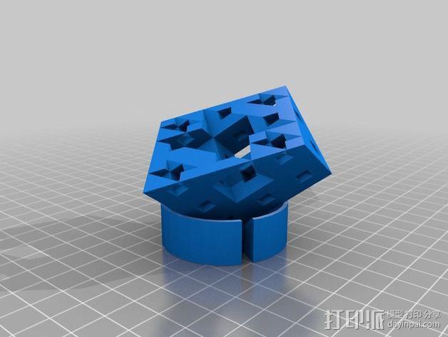 门格尔海绵模型 3D模型  图10