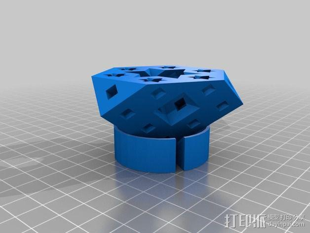 门格尔海绵模型 3D模型  图8