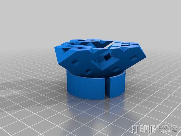 门格尔海绵模型 3D模型  图12