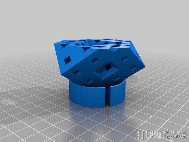 门格尔海绵模型 3D模型  图13